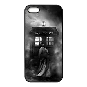 WWWE Gloomy Police Box Hot Seller Stylish Hard Case For Iphone ipod touch4