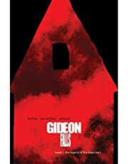 Gideon Falls Deluxe Edition, Book One: The Legend of the Black Barn