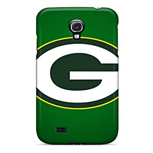 JoyRoom Snap On Hard Case Cover Green Bay Packers Protector For Galaxy S4