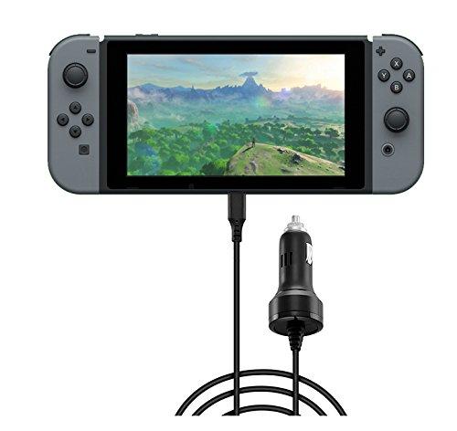 Gogoings Cargador de coche para Nintendo Switch: Amazon.es ...