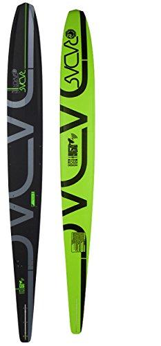 Radar Alloy Vapor Water Ski - 68' - 180-240 LBS - Blank WaterSki Only | No Bindings
