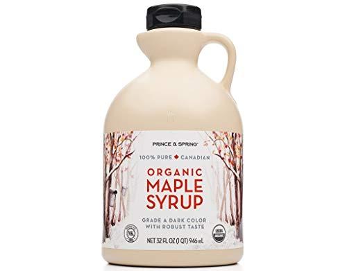 Miel de Maple orgánico 100%
