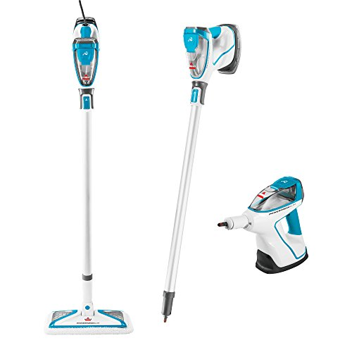 Best Price Bissell PowerFresh Slim Hard Wood Floor Steam Cleaner System, Steam Mop, Handheld Steamer...