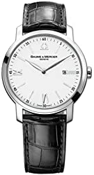 Baume & Mercier Classima Executives Mens L Watch 8485