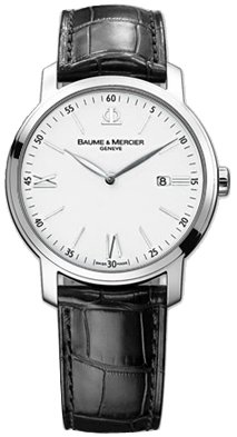 Baume-Mercier-Classima-Executives-Mens-L-Watch-8485
