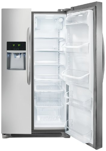 Frigidaire 22.6 Ft. Stainless Side-By-Side Refrigerator