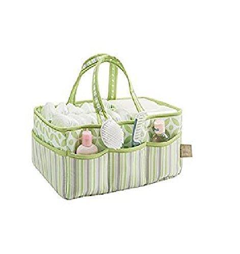 Lauren Baby Storage Nursery Caddy Diaper Organizer, Pet Supp