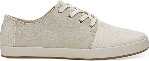 TOMS Men's Payton Natural Nubuck/Hemp 9.5 D US