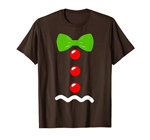 CHRISTMAS COOKIE SHIRT - Gingerbread Man t-shirt