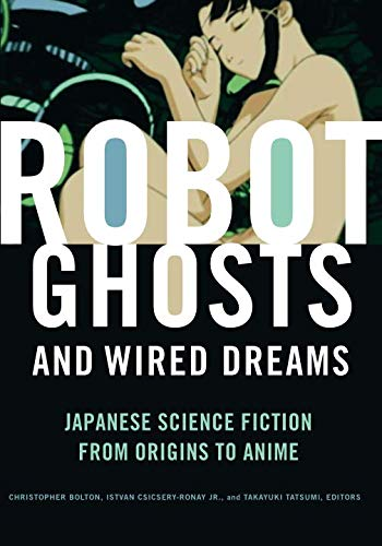 - Robot Ghosts and Wired Dreams