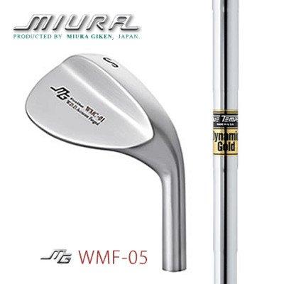 三浦技研 WMF-05 ウエッジ ダイナミックゴールド X100 P/S52° B01BW6RRXI