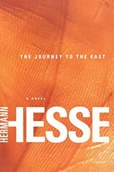 The Journey to the East 0374500363 Book Cover