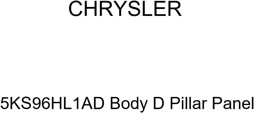 Genuine Chrysler 5KS96HL1AD Body D Pillar Panel