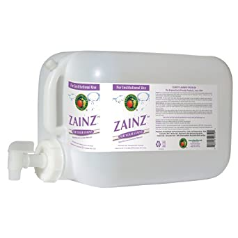 Earth Friendly Products Proline PL9759/05U Zainz Laundry Prewash, 5 gallon Deltangular