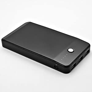 Hyperion 10,000mAh External Battery Pack and Charger for Motorola Droid 4, Motorola Razr, Motorola Razr MAXX, Motorola Droid Fighter, Motorola Atrix 2, and Motorola Droid Bionic by Hyperion Electronics Accessories