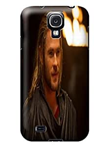 Custom Cool Chris Hemsworth Thor fashionable TPU Cellphone Protector Cover Case for Samsung Galaxy s4 by lolosakes