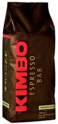Kimbo Superior Blend Whole Beans 2.2lb/1kg