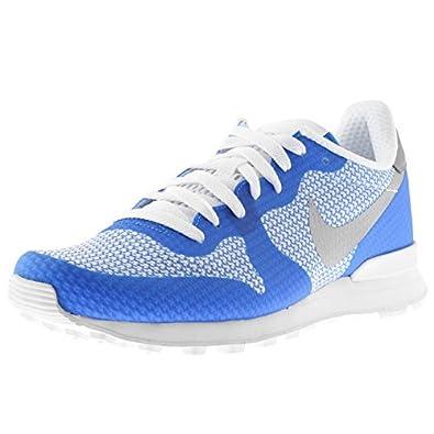 Para hombre Nike Internationalist NS Zapatillas Azul, color azul, talla 47: Amazon.es: Zapatos y complementos