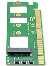 Cablecc NGFF M-Key NVME AHCI SSD aan PCI-E 3.0 16x x4 Adapter voor XP941 SM951 PM951 A110 m6e 960 EVO SSD