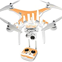 Skin For DJI Phantom 3 Professional – Los Angeles | MightySkins Protective, Durable, and Unique Vinyl Decal wrap cover | Easy To Apply, Remove, and Change Styles | Made in the USA