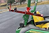 ZTR-TR Zero Turn Lawn Mower Trimmer Rack for