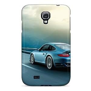 Emilyjmacias1027 FVv983xRyM Cases Covers Skin For Galaxy S4 (2011 Porsche 911 Turbo S 2)