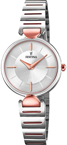 Festina Mademoiselle F20320/2 Wristwatch for women Design Highlight