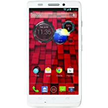Motorola DROID ULTRA, White 16GB (Verizon Wireless)