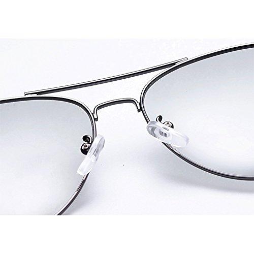Y De Marco 2 Grande Cambian Que Polarizadas Color Uso Color Noche De YQ Sol Gafas Día Doble Gafas 2 QY Gafas De xwIPqznpPF