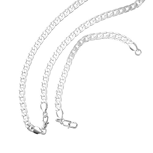 nykkola superbe Bijoux plaqué argent sterling 925femmes hommes de bijoux en cristal autrichien de