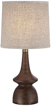 Rexford Mid-Century Walnut Table Lamp