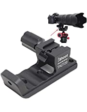 iShoot Metal Lens Collar Foot Stand Tripod Mount Ring Base Compatible with Nikon Nikkor Z 70-200mm f/2.8 VR S, Lens Support Holder with Arca Fit Dovetail
