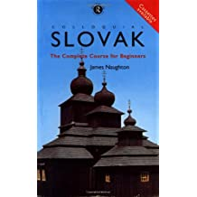 Colloquial Slovak: The Complete Course for Beginners