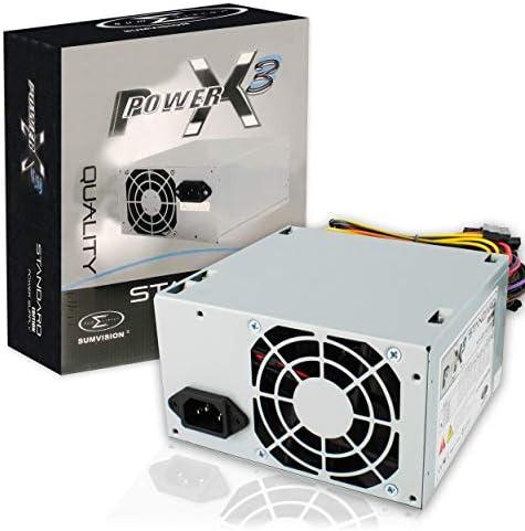 PSU 500W ATX Fuente de alimentación conmutada / para la computadora PC / iCHOOSE: Amazon.es: Electrónica