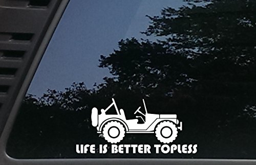 Life is Better TOPLESS - 8
