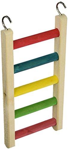- Paradise Parrot Ladder Pet Toy, 12-Inch Long
