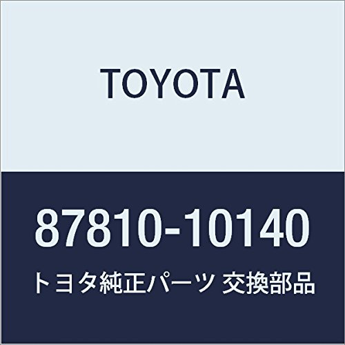 Genuine Toyota 87810-10140 Rear View Mirror Assembly