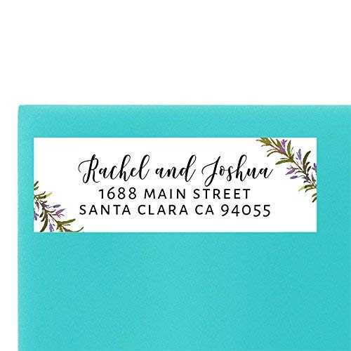 Wedding Return Address Sticker by LoveAtEverySight- Wedding Return