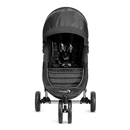 Baby Jogger City Mini Stroller In Black, Gray Frame by Baby Jogger (Image #9)