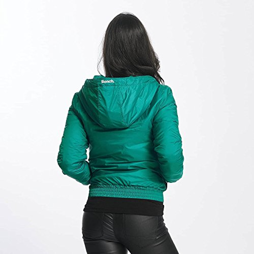 Windbreaker Padded Blouson Light Femme Bench Turquoise 47EqBCwB5x