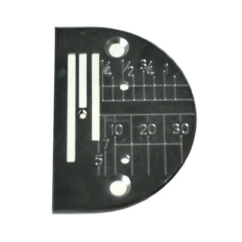 - Janome Standard Needle Plate for 1600 Series Machines