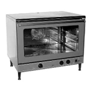Equipex FC-100G Full Size Convection Oven, 2 fan, 208/240 V, Stainless Steel