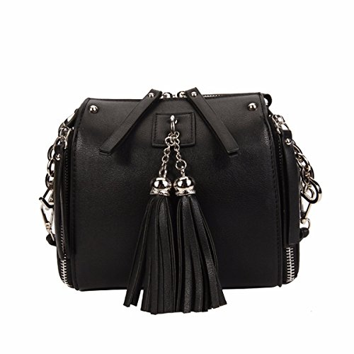 Handbag Bag Hanging Beard Satchel Shoulder fashion Personality Gtvernh wild Fashion all Bag match women Rwqaq1xf