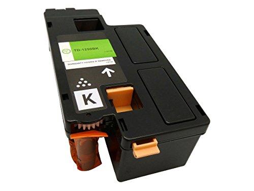 Monoprice 110095 MPI Compatible Dell 1250BK (331-0778) Laser/Tone, Black by Monoprice
