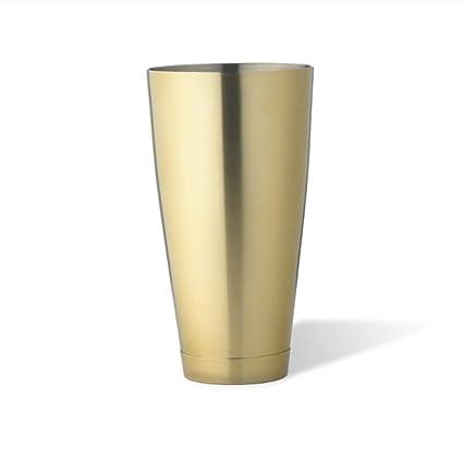 Compra Yshen Vaso de Acero Inoxidable Barman Americano Boston ...