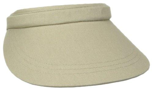 UPC 807928101709, San Diego Hat Company Women's Snap Visor, Tan, One Size
