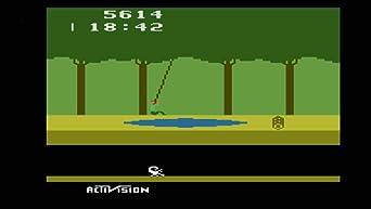 Import - Consola Retro Blast Activision Pitfall (20 Juegos ...