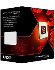 "AMD FX 8350 Black Edition""Vishera"" CPU (8 Core, AM3+, Clock 4.0 GHz, Turbo 4.2 GHz, 8 MB L3 Cache, 125 W)"