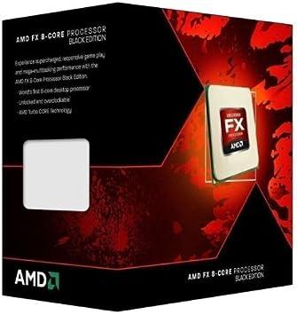 Amd Rd FX 8350 - Procesador: Amd-Cpu: Amazon.es: Informática