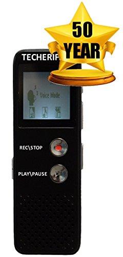 RadRecorder WARRANTY Rechargeable Recorders Landline product image